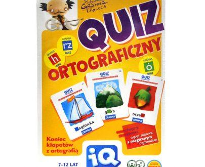GRANNA Quiz ortograficzny-0