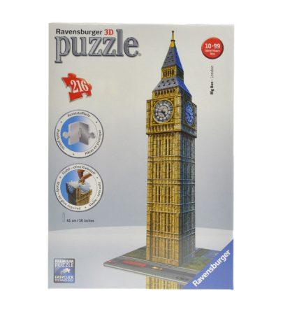 RAVENSBURGER Puzzle 3 D Big Ben-0