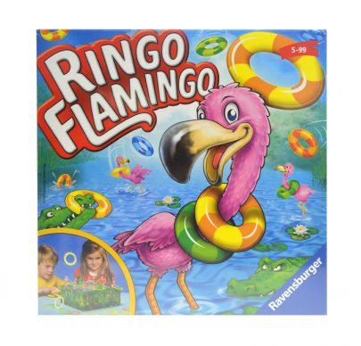 RAVENSBURGER Ringo Flamingo gra-0
