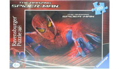 RAVENSBURGER Puzzle Spiderman 100-0