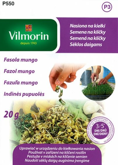 Fasola mungo - Vilmorin-0