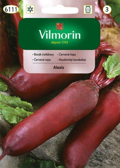 Burak ćwikłowy Alexis - Vilmorin-0