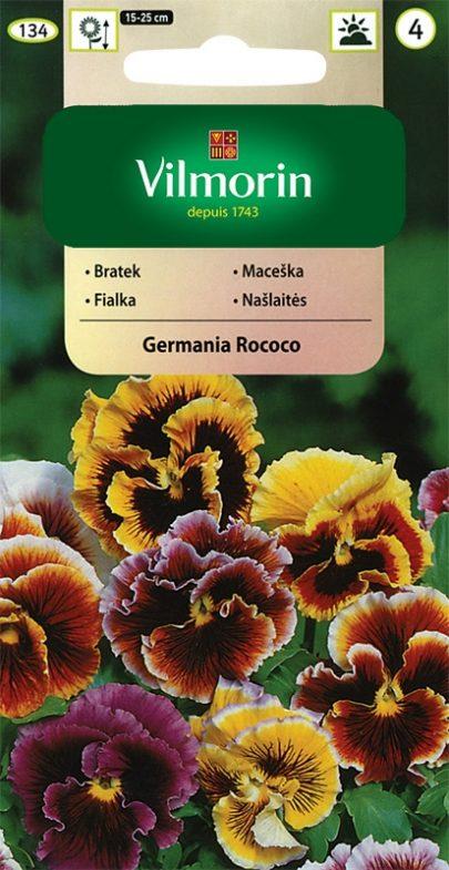 Bratek - Germania Rococo - Vilmorin-0