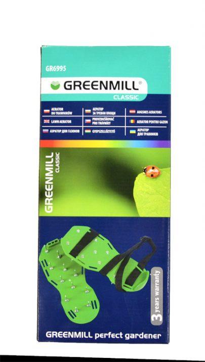 GREENMILL Areator do trawników-0