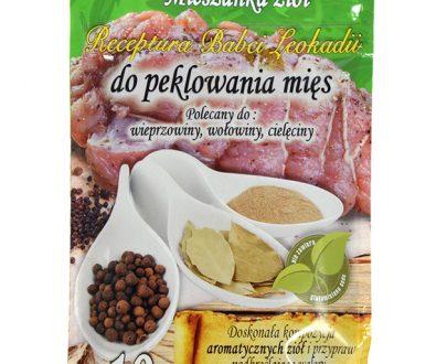 BIOWIN Mieszanka ziół do peklowania mięs na 10 kg mięsa-0