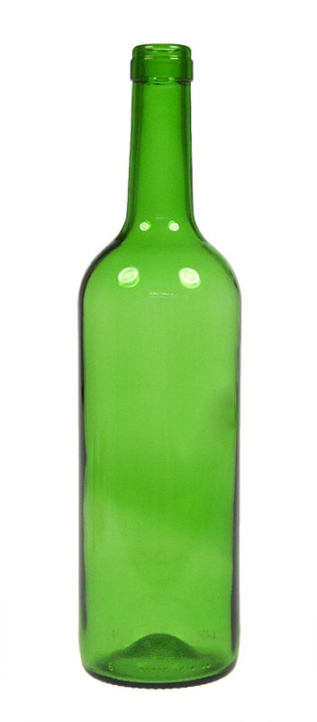 Butelka Wino 750 ML - zielona-0