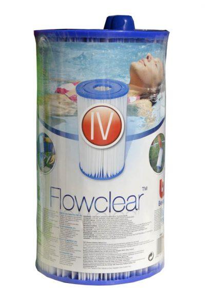 BESTWAY Wkład Filtr do pompy FLOWCLEAR IV-0