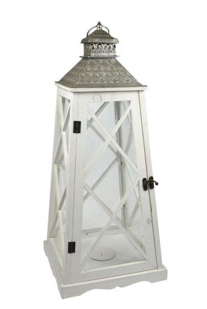 Lampion drewniany 80 cm-0