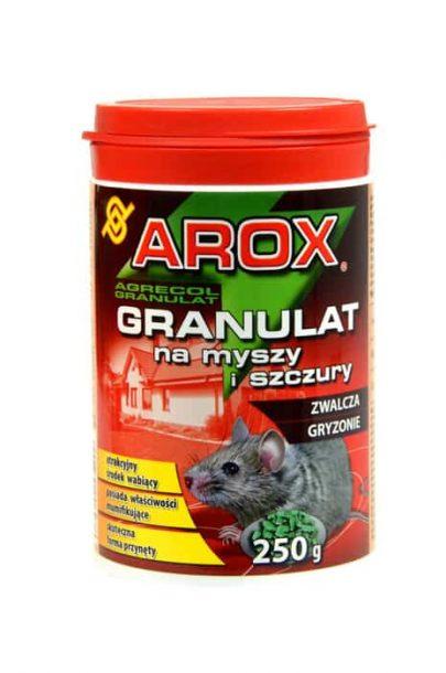 AROX Granulat na myszy i szczury 250 g-0