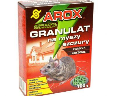 AROX Granulat na myszy i szczury 100 g-0