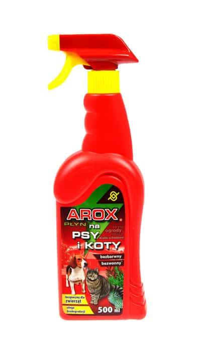 Arox - płyn na psy i koty 0,5 L-0