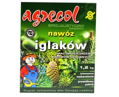 AGRECOL - Nawóz do iglaków 1,2kg-0