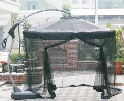 DAJAR - Moskitiera do parasola AMPEL DELUXE 3,5M-0