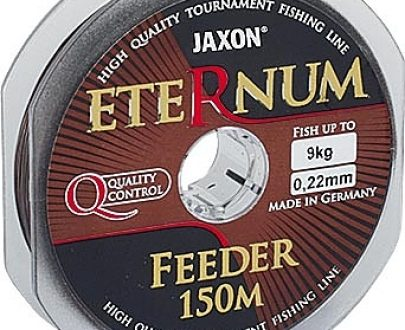 JAXON - ŻYŁKA - ETERNUM FEEDER - 150M / 0,25MM -0