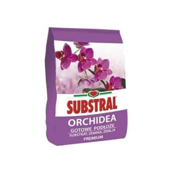 SUBSTRAL - Ziemia do orchidei i storczyków PREMIUM 3L-0