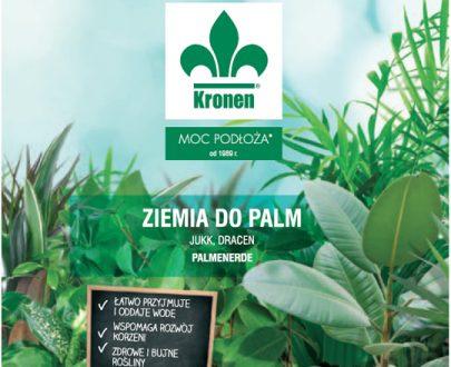KRONEN - Ziemia do palm,jukk,dracen - 5L-0