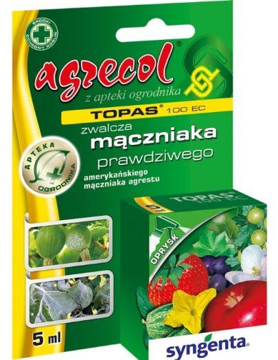 AGRECOL - TOPAS 100EC - ŚRODEK GRZYBOBÓJCZY - 25ML -0