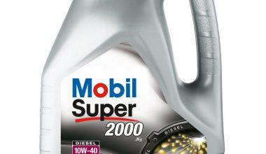 MOBIL SUPER 2000 X1 Diesel 10W40 - 4L-0