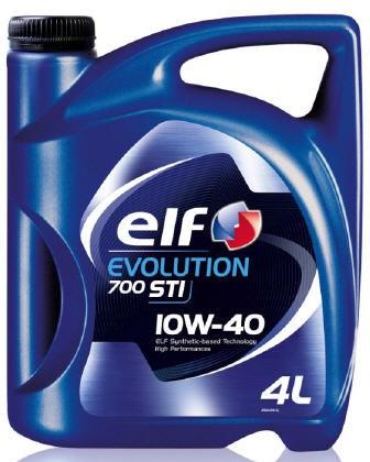 ELF Evolution 700 STI 10W-40 - 4L-0