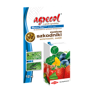 AGRECOL - SPINTOR 240SC - ŚRODEK OWADOBÓJCZY - 6ML-0