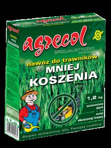 AGRECOL - NAWÓZ DO TRAWNIKÓW - MAŁO KOSZENIA. - 1,2kg-0