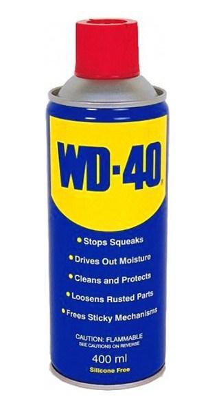 WD-40 - PREPARAT WIELOFUNKCYJNY - 400ML-0