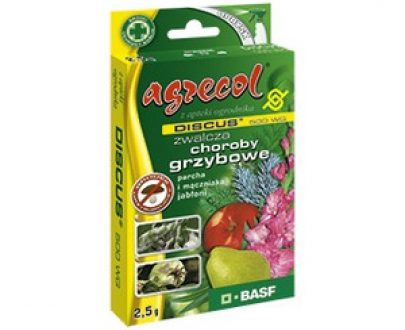 AGRECOL - DISCUS 500WG - OCHRONA JABŁONI - 5g-0