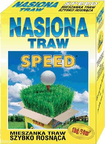 KALNAS - MIESZANKA NASIONA TRAW - SPEED 2,0KG-0