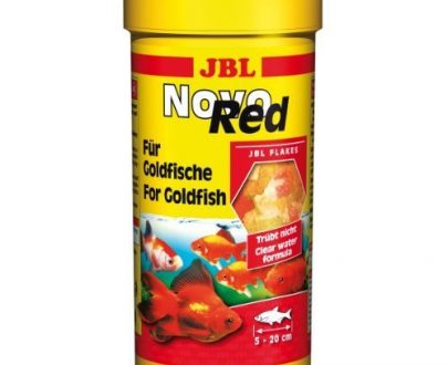 JBL - NOVO RED - POKARM DLA RYB ZIMNOLUBNYCH - 250ml-0