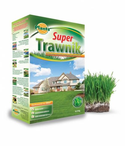 PLANTA - MIESZANKA TRAW -SUPER TRAWNIK 25kg-0