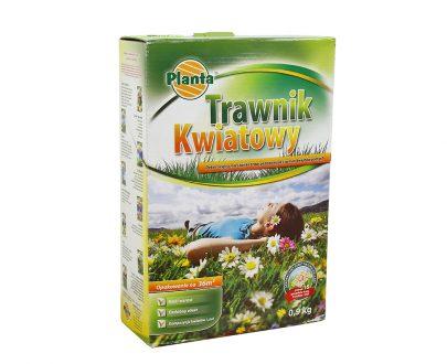 PLANTA - DEKORACYJNA TRAWA - TRAWNIK KWIATOWY 0,9kg-0