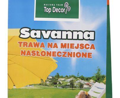 TOP DECOR - NASIONA TRAW NA MIEJSCA NASŁONECZNIONE - SAVANNA 5kg-0