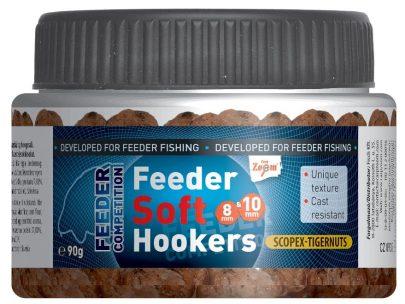 CARP ZOOM - PELLET Feeder Soft Hookers ORZECH TYGRYSI 90G-0