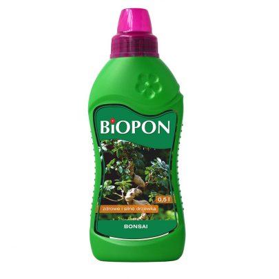 BIOPON - NAWÓZ DO BONSAI 0,5L-0
