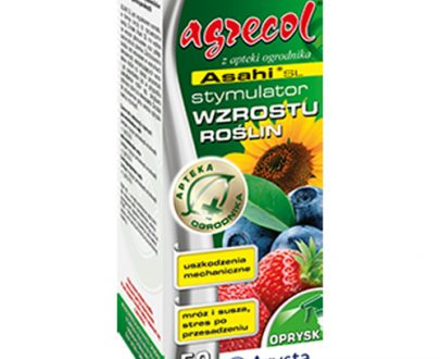 AGRECOL - ASAHI SL - STYMULATOR WZROSTU ROŚLIN - 50ML-0