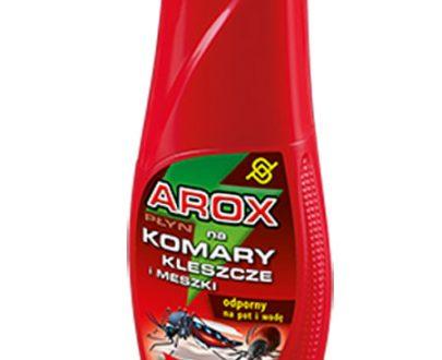 AGRECOL - AROX MAX DEET - PŁYN NA KOMARY I KLESZCZE - 50ml-0