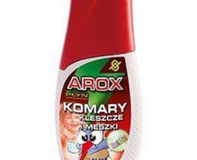 AGRECOL - AROX - PŁYN DLA DZIECI NA KOMARY I KLESZCZE - 50ml-0