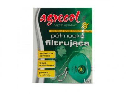 AGRECOL - PÓŁMASKA FILTRUJACA - 1szt-0