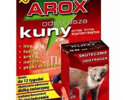 AGRECOL - AROX - PŁYN NA KUNY - 50ml-0