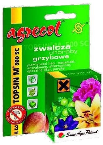 AGRECOL - ŚRODEK GRZYBOBÓJCZY TOPSIN M 500 SC - 3ML-0