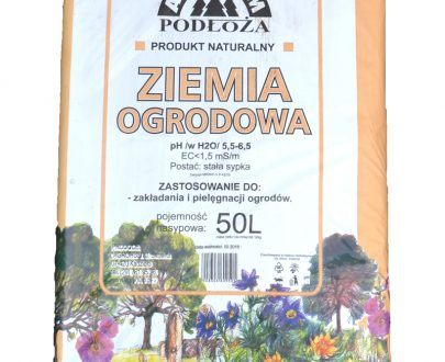 ZIEMIA KARASKA OGRODOWA - 50L-0
