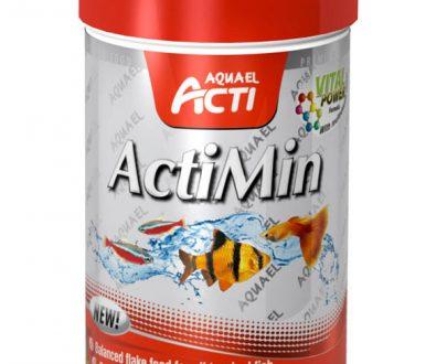ACTI - GOLD VIT - POKARM DLA RYBEK - 100ML-0