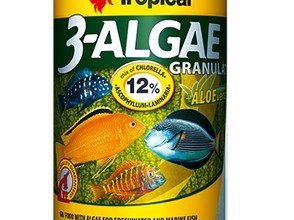 TROPICAL - 3 ALGAE GRANULAT - 100ML / 38G-0
