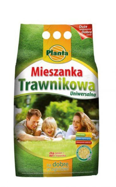 PLANTA - MIESZANKA TRAWNIKOWA - TRAWA UNIWERSALNA - 5kg-0