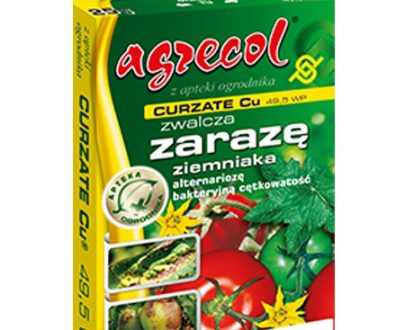 AGRECOL - CURZATE CU 49,5 WP - ŚRODEK GRZYBOBÓJCZY - 25G-0