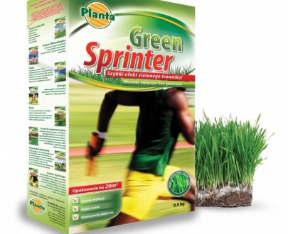 PLANTA - GREEN SPRINTER - TRAWA UNIWERSALNA - 0,9kg-0