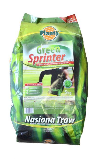 PLANTA - GREEN SPRINTER - TRAWA UNIWERSALNA - 5kg-0