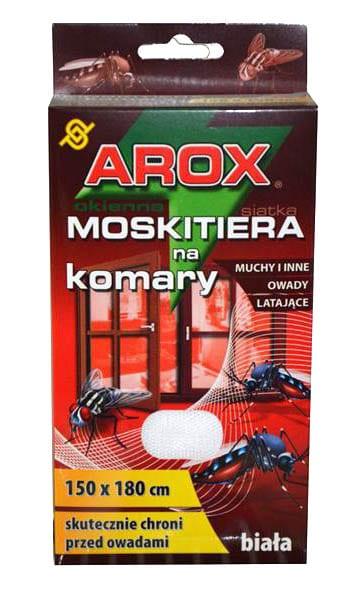 AGRECOL - AROX MOSKITIERA BIAŁA - 150x180cm-0