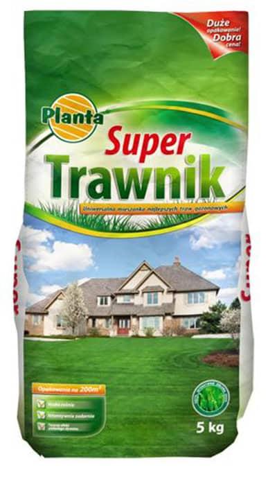 PLANTA - SUPER TRAWNIK - TRAWA UNIWERSALNA - 5kg-0