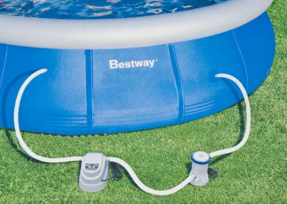 BESTWAY - POMPA FILTRA WODY DO BASENU - 2006L/H -22052